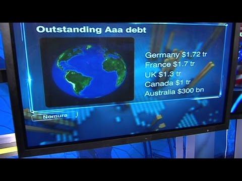 Who's in the AAA sovereign debt club?