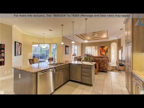 Priced At $675,000 3603 Twin Rivers Trl, Parrish, Fl