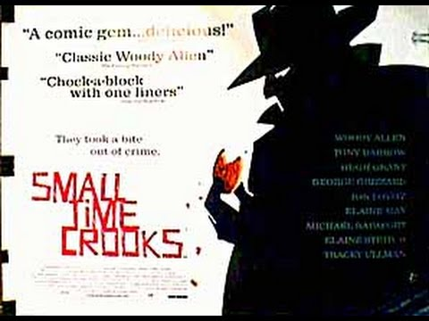 Woody Allen Interview - Small Time Crooks (2000)