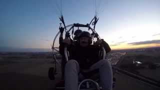 Paramoteur Chariot Eco2 rotax 503
