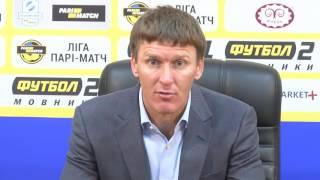 Ворскла - Шахтар - 0:1. Василь Сачко