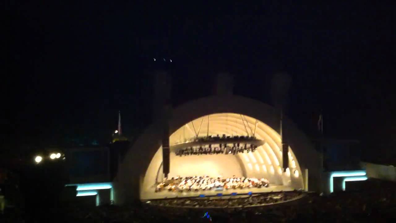 Hollywood Bowl Section S