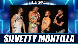 Blue Space Oficial - Matine - Silvetty Montilla - 10.02.19