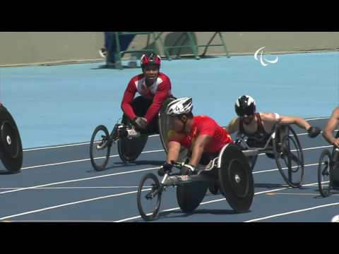 Athletics | Men's 400m - T53 Final | Rio 2016 Paralympic Games