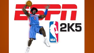 NBA 2K5 Gameplay One on One PS2 {1080p 60fps}