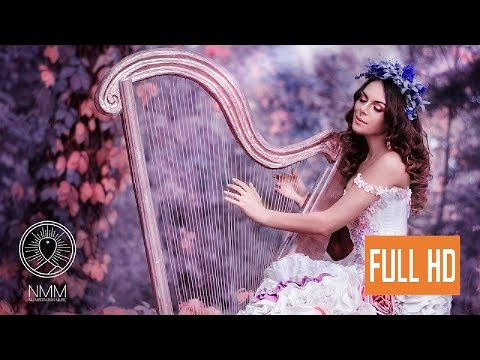 Instrumental Harp Music: relaxing music, meditation music relax mind body, music to