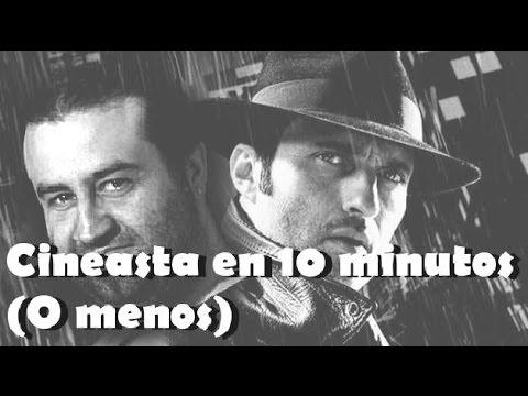 10 minutos de clase con Robert Rodriguez (Subtitulado)