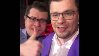 Топ знаменитости. Гарик Харламов из Comedy Club в новой студии с двойником.