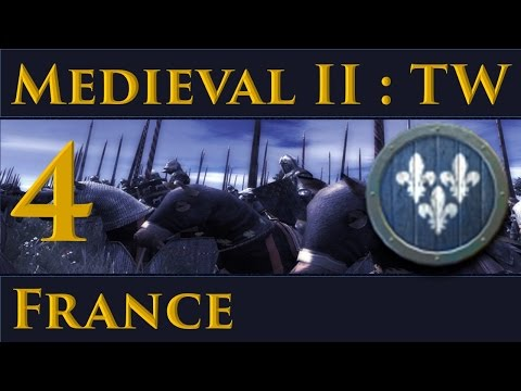 Medieval II: Total War France Campaign Part 4