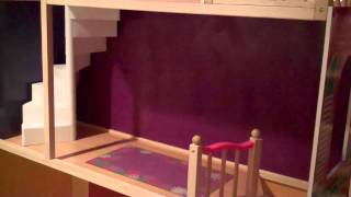"The Making Of A Kidkraft 18"" Doll Dollhouse!"