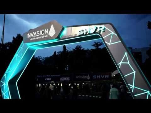 Generation G - SHVR Invasion