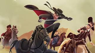 Zorro - Stunts and Allies Kickstarter Trailer