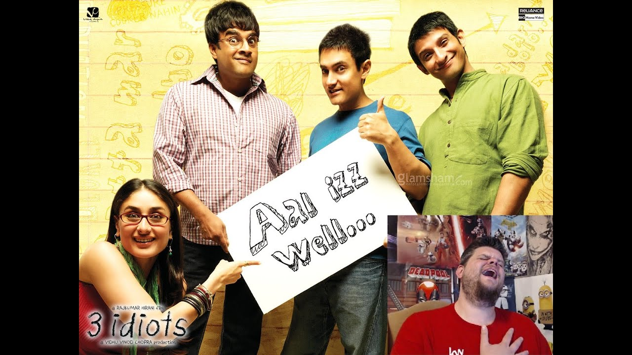 3 Idiots Movie Review Youtube
