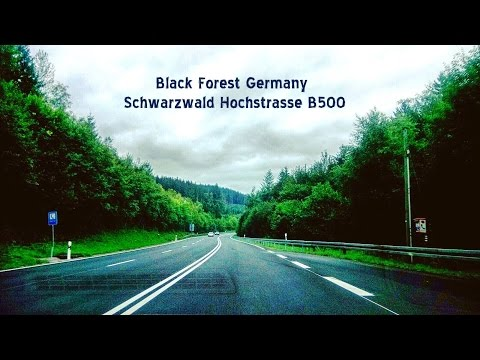 Black Forest Germany!! Ultimate Scenic Driving Route 500!! Travel Diary Of Iti n Kiran