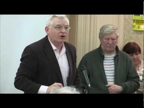 Joe Higgins says BOYCOTT Household Tax