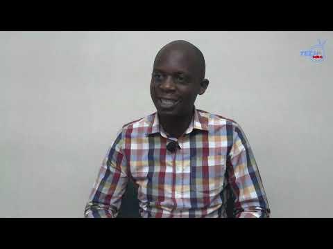 Internet Society of Zimbabwe President Jasper Mangwana on Domain Name System