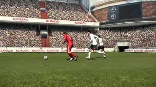 PES 2011 Premier League Liverpool 2 x 1 Fulham