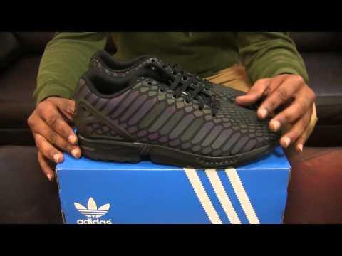 Adidas Zx Flux Xeno Triple Black