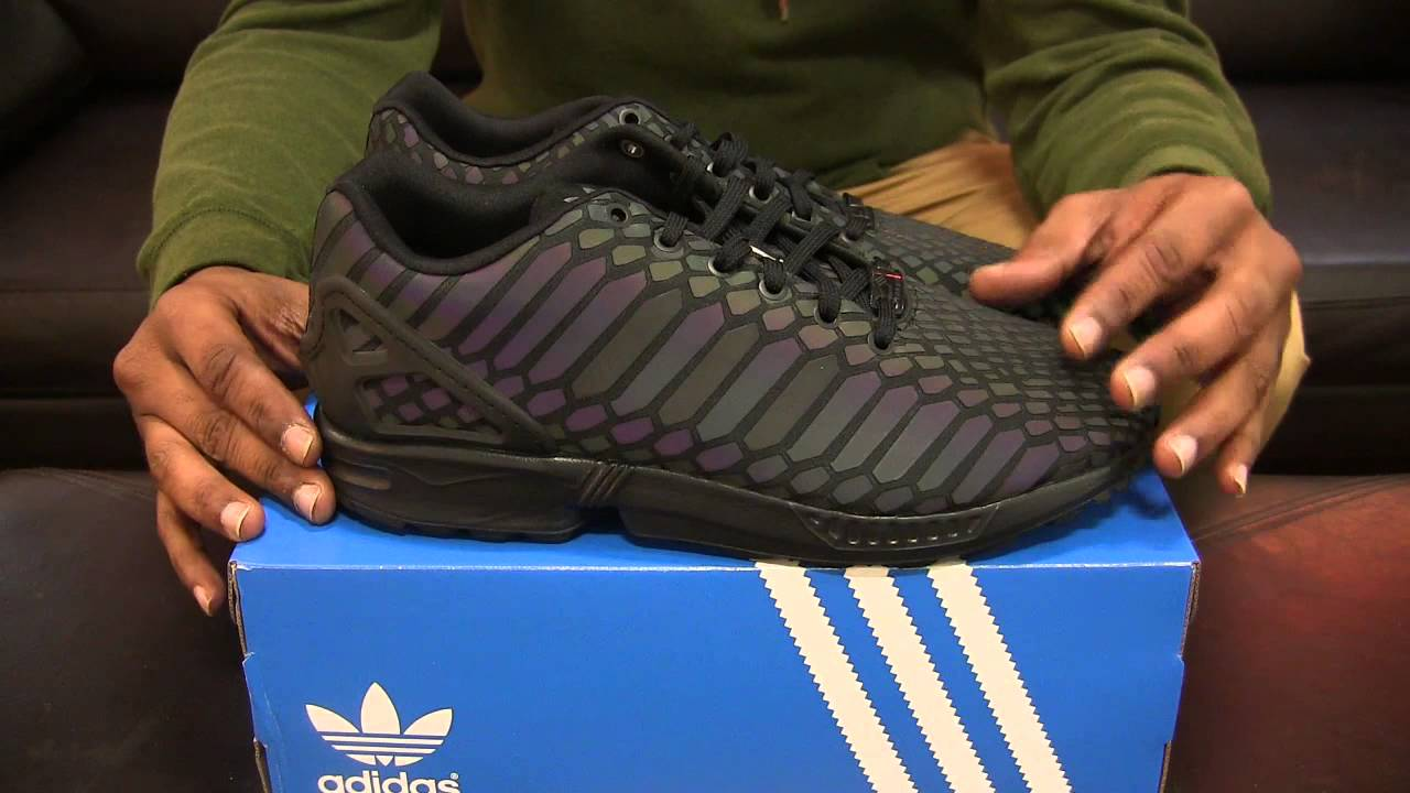 Adidas Xeno ZX Flux 'Light Onix Grey' Available Now