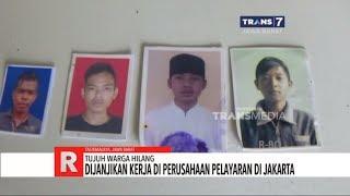 Dijanjikan Kerja Di Jakarta, 7 Warga Tasikmalaya Hilang