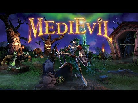 MediEvil The Ant Caves Gameplay [PS4 Pro]