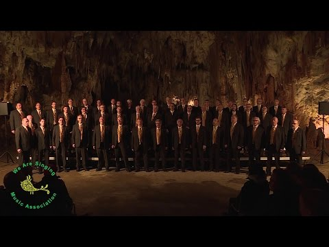Friendship concert – Postojna Cave – We Are Singing Adriatic 2017 International Choral
