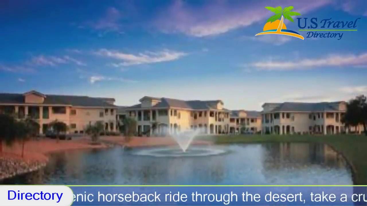 westgate painted mountain golf resort hotel - mesa, arizona - youtube