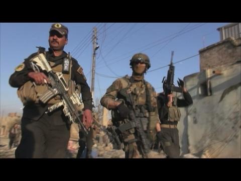 Irak : à Mossoul, avec les forces spéciales françaises