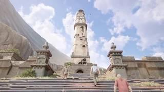 Uncharted 4: Путь Вора Ч 10 Продажа лемуров!