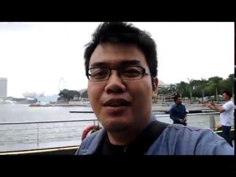 First VLOG Trip - Singapore Tour