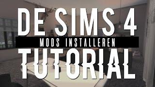 MODS INSTALLEREN | De Sims 4 Custom Content Tutorial (UPDATE 2017)