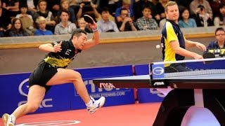 Swedish Open 2013 Highlights: Xu Xin/Jens Lundqvist vs Yan An/Par Gerell (Final)