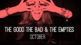 The Good, The Bad &The Empties ● Οκτώβριος 2014 Thumbnail
