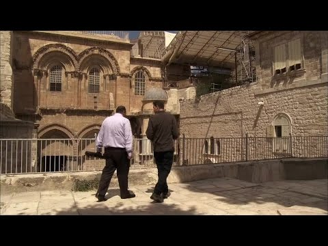 Sacred Journeys with Bruce Feiler 3of6 Jerusalem