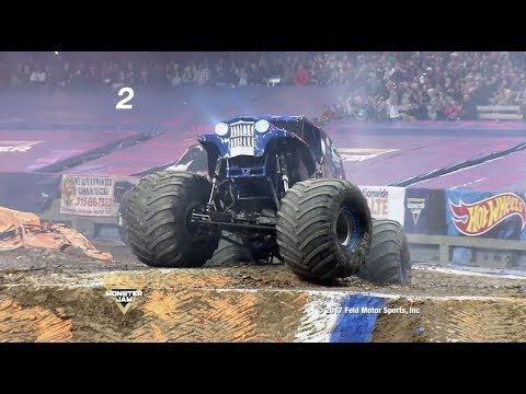 Monster Jam's Top Moments of 2017