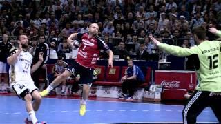 SG Flensburg-Handewitt vs THW Kiel highlights - 2014 VELUX EHF FINAL4