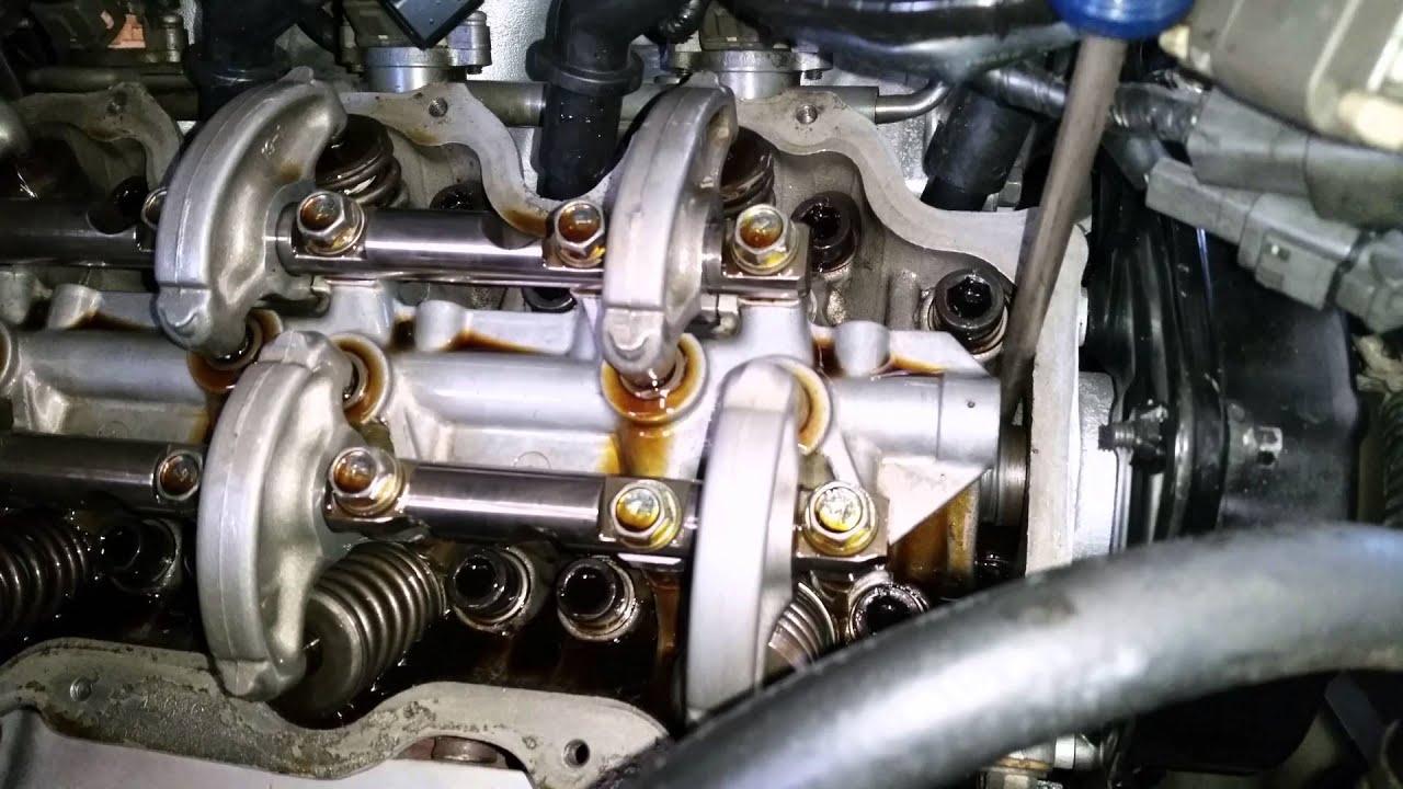 VG30E Engine Knocking Noise