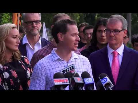 NSW LABOR LEADER MICHAEL DALEY PLEDGES TO REGULATE ON-DEMAND ECONOMY Mp3