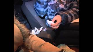 В Калининграде инспекторы ДПС задержали пассажирку такси с наркотиками