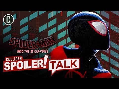 Spider-Man: Into the Spider-Verse Spoiler Review