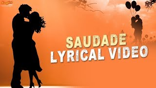 Saudade Full Song With Lyrics | Tamil Version | Charles Arvind | Christina Vairavan, Sudhanesh