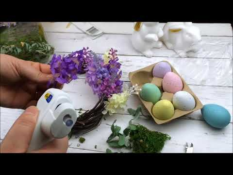 Dollar Tree DIY // Ostara Altar Decor - Wheel of the Year, Spring Equinox, Pagan, Wiccan Witchcraft