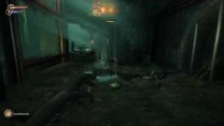 BioShock: 100% Safe & Easy Way to Kill the 2nd Big Daddy on Hard