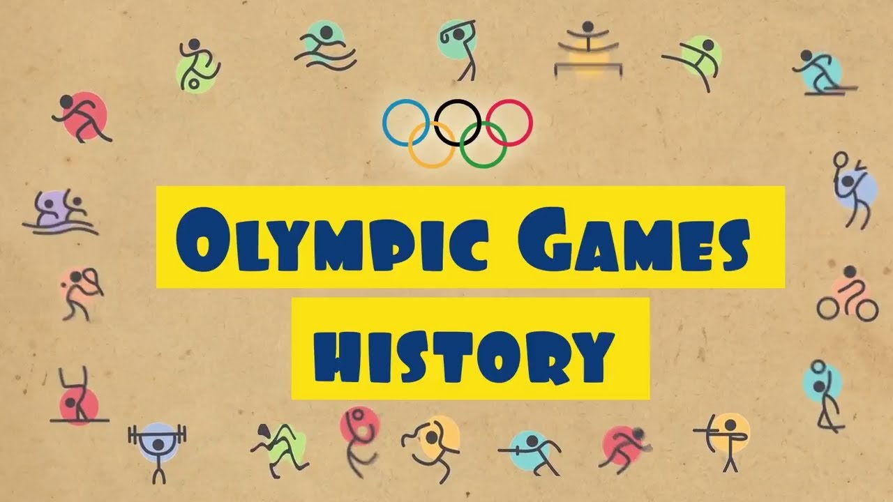 The Story Of Olympic Games History General Knowledge