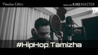 Thoonga vidalaye #hip hop adhi, kaushik Karthik