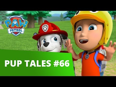 PAW Patrol   Pup Tales #66   Rescue Episode   PAW Patrol Official & Friends