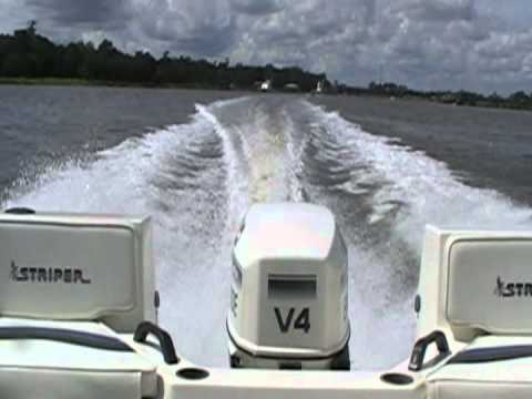 Testing of evinrude 115 after removal of vro system and 50+ hours of  operation