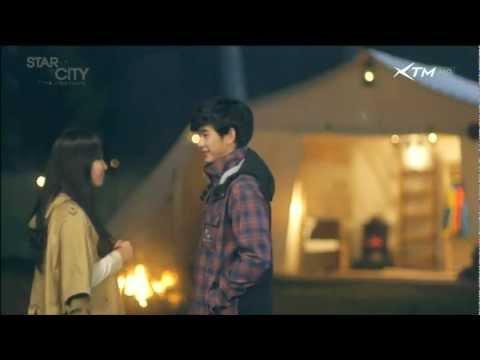[HD] 120901 Suzy & Kim Soo Hyun - Bean Pole Outdoor CF @ XTM STAR