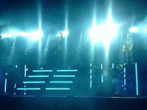 The Wanted Live Doncaster Racecourse