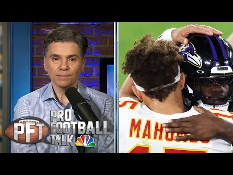 Chiefs bring fight to Ravens in impressive win | Pro Football Talk | NBC Sports